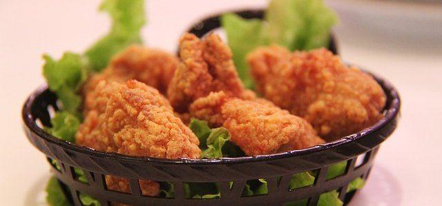 Hauptspeisen vom Huhn
