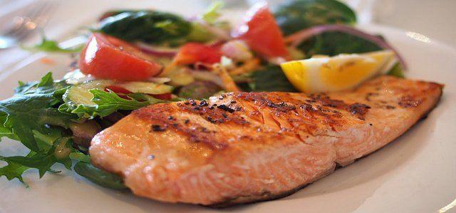 Hauptspeisen vom Fisch